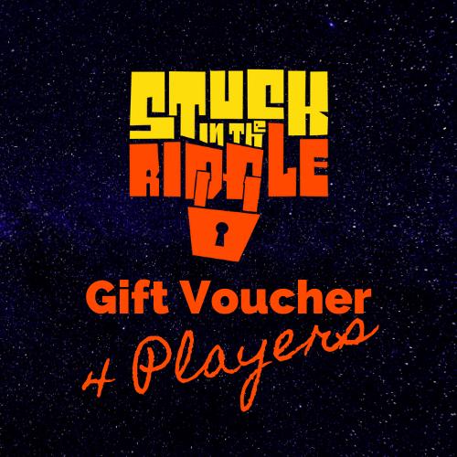Gift Voucher 4 players